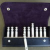 Atholl Placefinder with silver thistle pegs