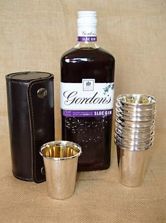 Large Sloe Gin Cups