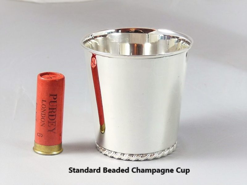 Standard Beaded Champ Cup