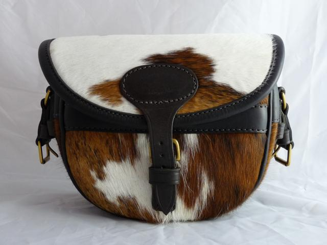 Normandy cowhide cartridge bag - 100 size