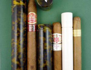 Cigar tubes