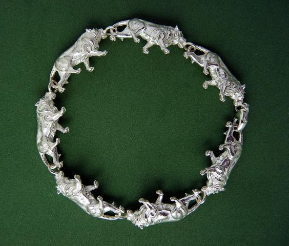LJ2-Lion-Bracelet