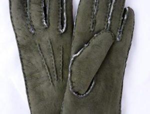 Ladys Sheepskin gloves