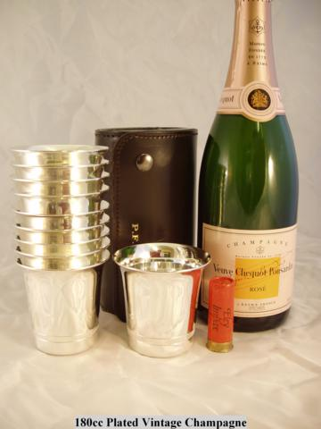 Vintage Champagne Cups