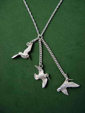 Silver-Woodcock-Necklace