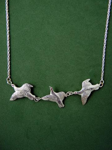 Three-Grouse-Necklace