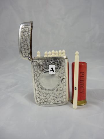 Vintage Silver Placefinders