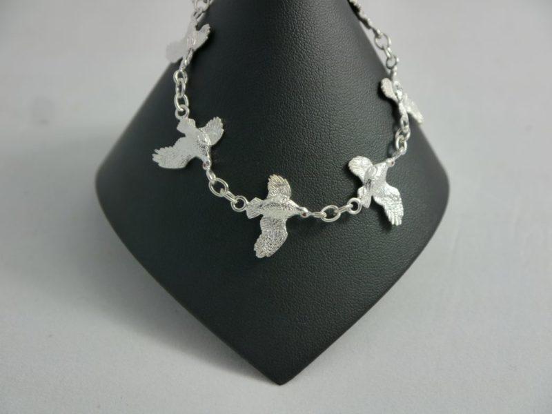 silver-6 partridge-bracelet
