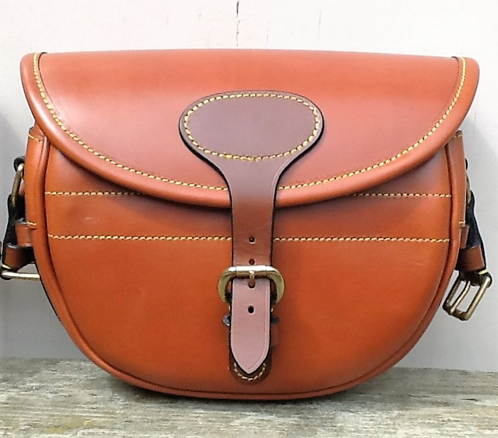 Conker Leather Cartridge Bag