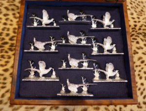 Boxed Set of Place Card Holders