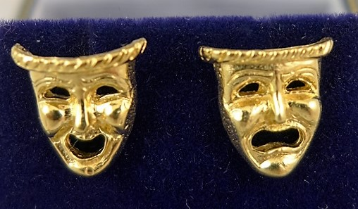 Gold Comedy and Tragedy