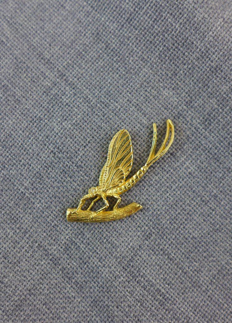 Gold Mayfly