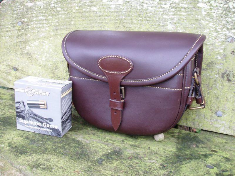 Dark Havana Cartridge Bag