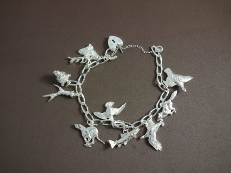 silver-bracelet-with-9-charms