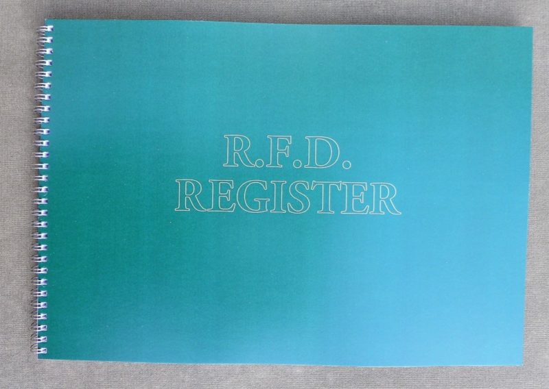 Registered Firearms Dealer Register